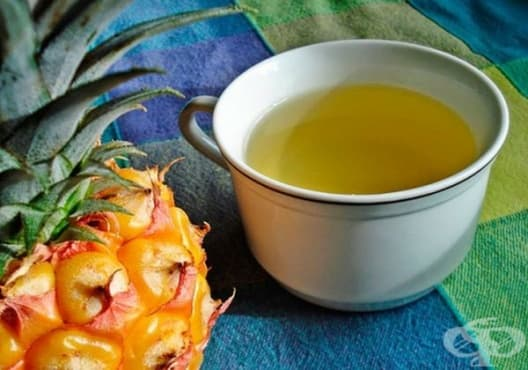 Насърчете изгарянето на излишни мазнини с чай от ананас и канела - изображение