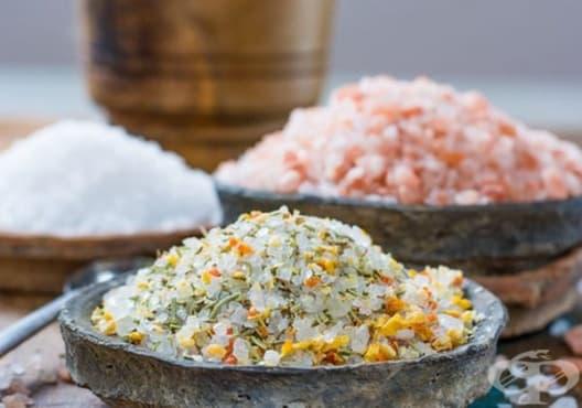 Насърчете здравето с 10 вида сол  - изображение