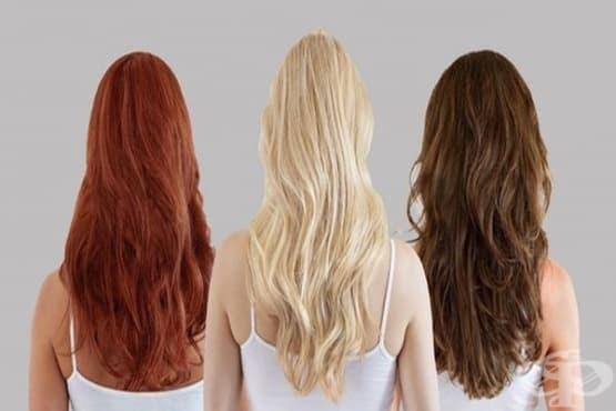 Боядисайте косата си като използвате лайка, лимонов сок, невен и хибискус - изображение