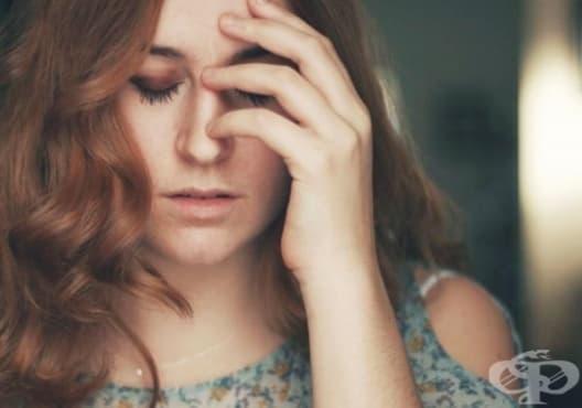 Научете причината за главоболието според мястото на болката - изображение