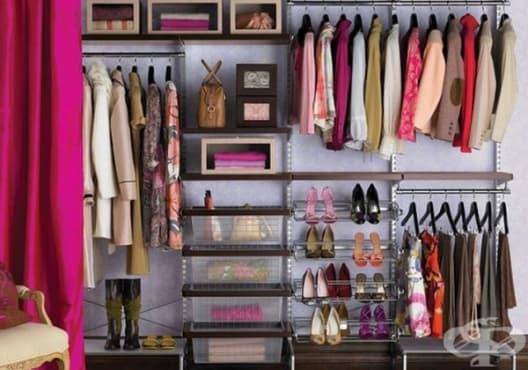 Не допускайте тези 10 грешки при съхранение на дрехи в гардероба - изображение