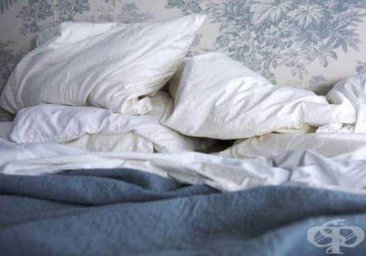 Не оправяйте леглото, ако искате да се отървете от акарите - изображение