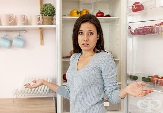 Как да премахнете неприятната миризма в хладилника - изображение