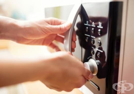Никога не слагайте тези 9 неща в микровълновата печка - изображение
