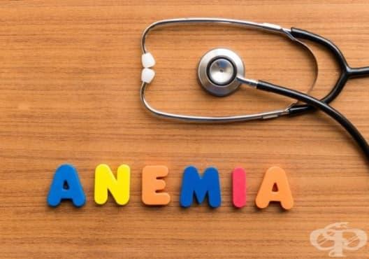 Облекчете анемията чрез 5 практични метода - изображение