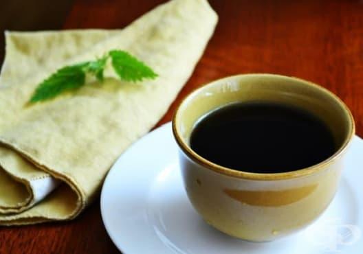 Облекчете анемията с чай от коприва - изображение