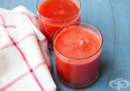 Облекчете анемията с напитка от моркови, репички и кресон - изображение