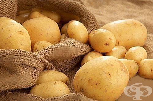 Облекчете артрита с картофен сок - изображение