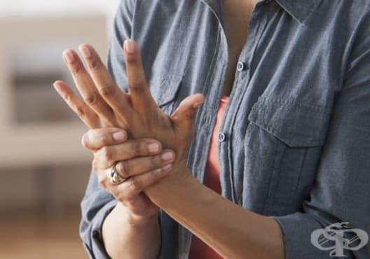 Облекчете артрита с краставица, куркума, бял равнец или магданоз - изображение