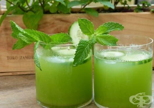 Облекчете артрита с напитка от краставица, куркума и ванилия - изображение
