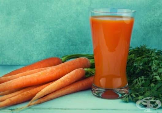 Облекчете гастрита със сок от моркови - изображение