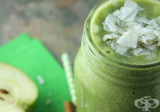 Облекчете гастрита със сок от ябълка и кокос - изображение