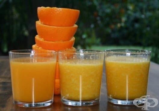 Облекчете главоболието с напитка от портокал и рибено масло - изображение