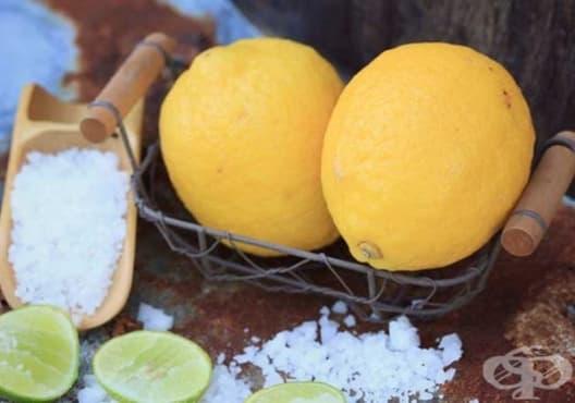 Облекчете главоболието с лимон - изображение