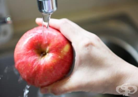 Облекчете главоболието с ябълка и сол  - изображение