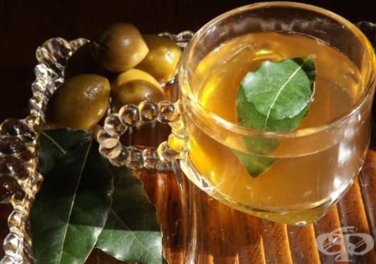 Облекчете кашлицата с чай от дафинов лист - изображение