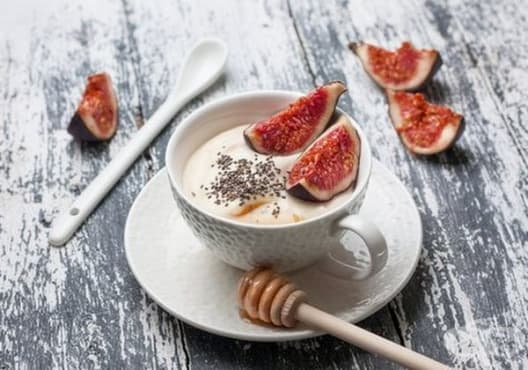 Облекчете кашлицата с чай от смокини - изображение