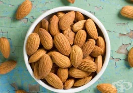 Облекчете кашлицата с помощта на бадеми - изображение