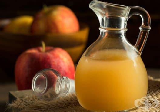 Облекчете конюнктивита с натурален ябълков оцет - изображение