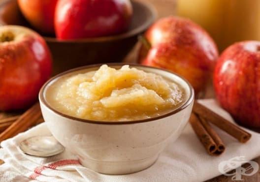 Облекчете конюнктивита с ябълково пюре - изображение