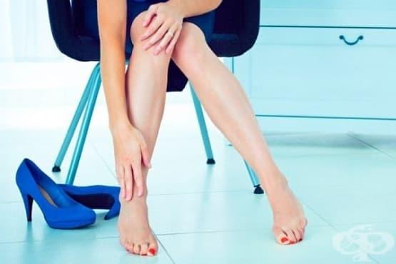 Облекчете подуването и болките в краката с помощта на 9 натурални средства - изображение