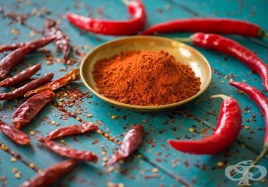 Облекчете синузита с чай от лют червен пипер - изображение