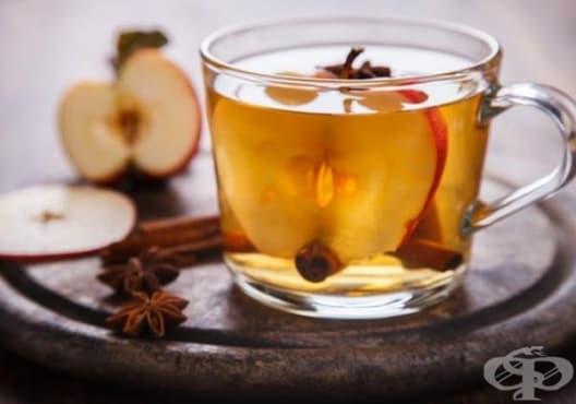 Облекчете алергията с чай от ябълка - изображение