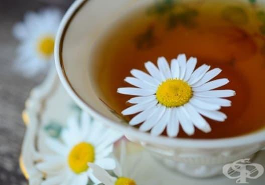 Облекчете стреса с чай от лайка, мента и невен - изображение