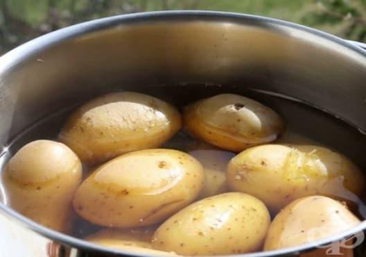 Облекчете възпалението с картофена вода - изображение