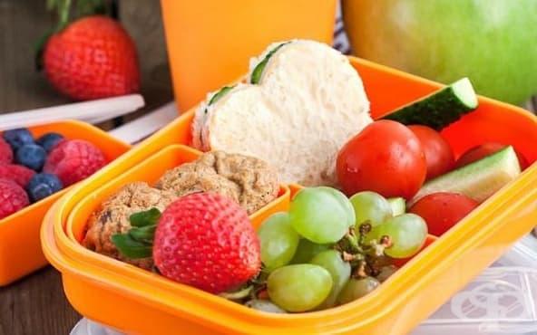 Как да приготвим обяда на детето за училище? - изображение