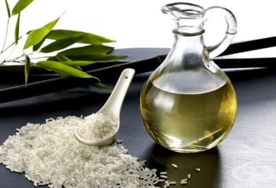 7 здравни ползи от консумацията на оризов оцет - изображение