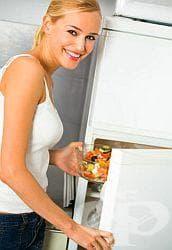 Освежете въздуха в хладилника и стаята с помощта на памук - изображение