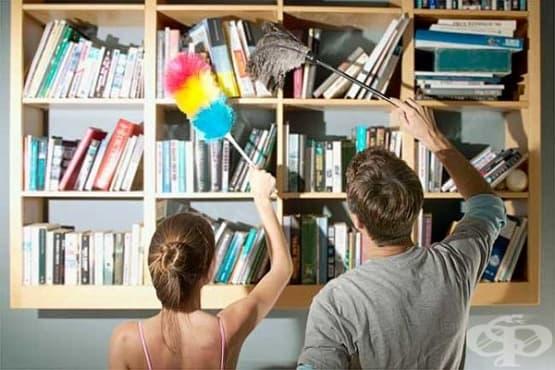 Отделяйте 15 минути ежедневно за почистване на дома си, за да си спестите цял почивен ден - изображение
