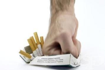 Откажете трайно цигарите чрез план в три фази - изображение