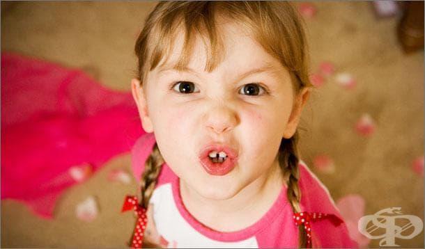 За да се справите с детския отказ, предлагайте избор на детето - изображение
