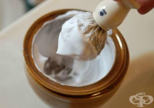 Открийте 6 практични приложения на крема за бръснене - изображение