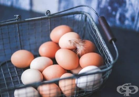 Открийте разликата между белите и кафявите яйца - изображение