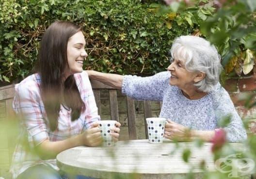Открийте тайните за щастлив семеен живот, споделени от баба към внучка - изображение