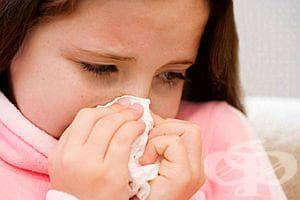Отпушете носа на детето с витамин C на ампули - изображение