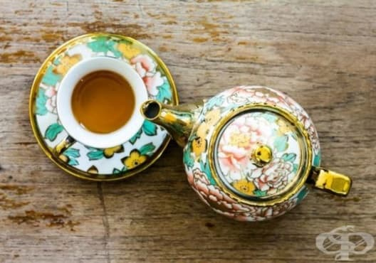 Отстранете камъните и песъчинките от бъбреците с чай от репей - изображение