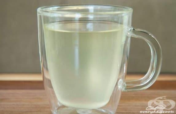 Пийте отвара от хвойна, мента и джинджифил срещу инфекция на пикочните пътища - изображение