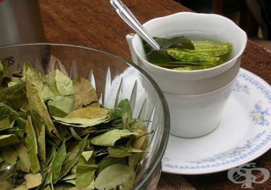 Отървете се от бунионите с чай от дафинов лист - изображение