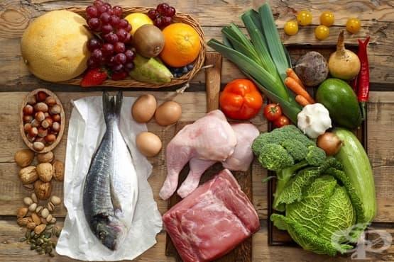Как да спазваме палео диета - изображение