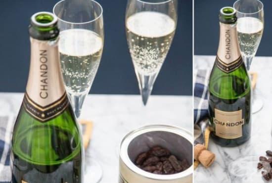 Върнете вкуса на разгазираното шампанско със стафида - изображение