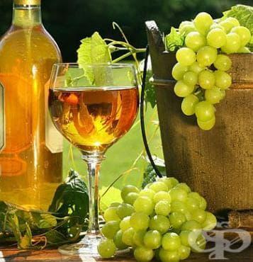 Пийте бяло вино с лимонена кора и хрян срещу простуда и грип - изображение