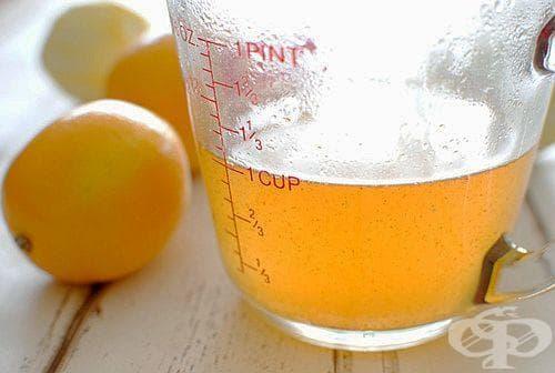 Пийте домашен анти грип сироп от лимонов сок и мед - изображение