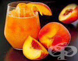 Пийте сок от праскова срещу стомашни заболявания и проблеми със сърцето - изображение