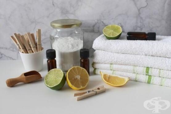 Почистете дома си с помощта на 7 естествени дезинфектанта - изображение