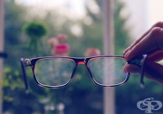 Почистете очилата с изопропилов спирт - изображение