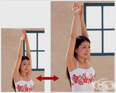 Поддържайте правилна стойка с лесно японско упражнение - изображение